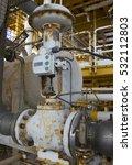 pressure control valve in oil... | Shutterstock . vector #532112803