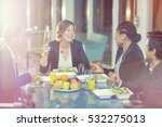 3d group of business people... | Shutterstock . vector #532275013