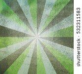grunge sunburst background | Shutterstock . vector #532311583