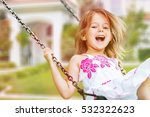 child. | Shutterstock . vector #532322623