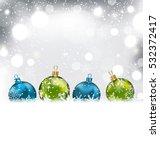 illustration winter background... | Shutterstock . vector #532372417