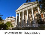 republic of south africa. cape... | Shutterstock . vector #532388377