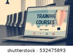training courses on landing... | Shutterstock . vector #532475893