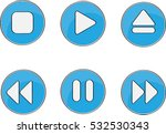 music bottons icon