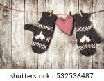 Winter  Love Or Valentine's Da...