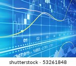 statistics | Shutterstock . vector #53261848
