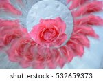 abstract background  flowers | Shutterstock . vector #532659373