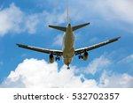 Passenger Plane Is Landing....