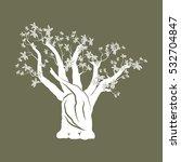 concept of landscape design... | Shutterstock .eps vector #532704847
