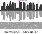 city view  architecture... | Shutterstock .eps vector #532710817