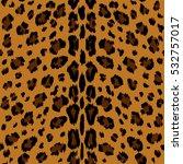 leopard seamless pattern.    Shutterstock .eps vector #532757017