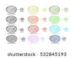 business and marketing or...   Shutterstock .eps vector #532845193