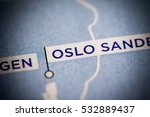 oslo. norway | Shutterstock . vector #532889437