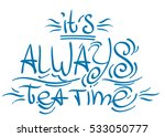 lettering phrase from the fairy ... | Shutterstock .eps vector #533050777