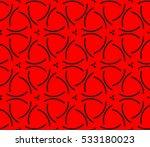 geometric shape abstract vector ... | Shutterstock .eps vector #533180023