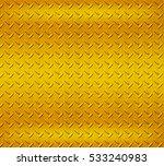 gold stainless steel texture... | Shutterstock . vector #533240983