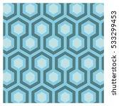 vector background of seventies... | Shutterstock .eps vector #533299453