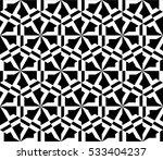 geometric shape abstract vector ... | Shutterstock .eps vector #533404237