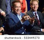 los angeles   dec 9   arnold... | Shutterstock . vector #533449273