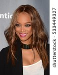los angeles   dec 9   tyra... | Shutterstock . vector #533449327