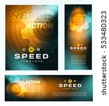 speed cover design. car top... | Shutterstock .eps vector #533480323
