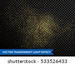 shimmering glow glittering... | Shutterstock .eps vector #533526433