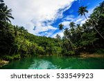 Loboc River. Phillipines  Bohol.