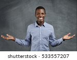Successful African Businessman...