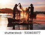 Vietnamese Fishermen...