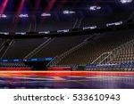 basketball court. sport arena... | Shutterstock . vector #533610943