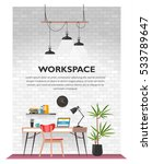 Creative Office Interior In...