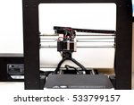 printing plastic wire with 3d... | Shutterstock . vector #533799157