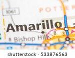 Amarillo. Texas. Usa
