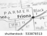 Small photo of Friona. Texas. USA