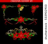 christmas elements for your... | Shutterstock .eps vector #533902903