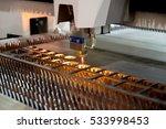 high precision cnc laser... | Shutterstock . vector #533998453