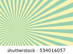 Sun Burst Background. Vintage