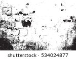 distress overlay texure. grunge ... | Shutterstock .eps vector #534024877