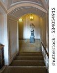 saint petersburg  russia  ... | Shutterstock . vector #534054913