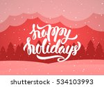 vector illustration ... | Shutterstock .eps vector #534103993