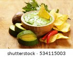 Natural Fresh Guacamole Dip...