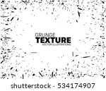 grunge texture   abstract... | Shutterstock .eps vector #534174907