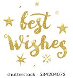 new years and christmas ... | Shutterstock .eps vector #534204073