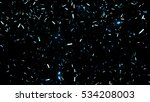 abstract background with many... | Shutterstock . vector #534208003