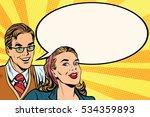 business people announcement...   Shutterstock . vector #534359893