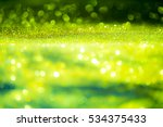 abstract background with green... | Shutterstock . vector #534375433