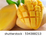 Ripe Yellow Mango