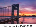 George Washington Bridge...