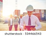 business  building  teamwork... | Shutterstock . vector #534466543