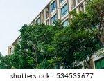 tre with modern loft condo...   Shutterstock . vector #534539677